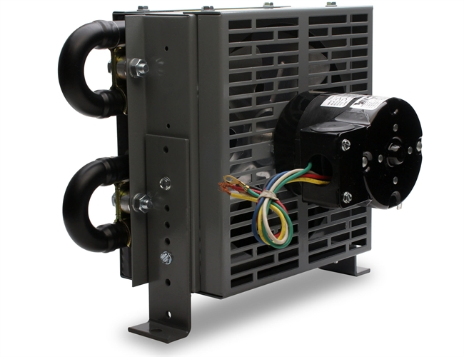 Compact Hydraulic Oil Coolers : Ldi industries air oil coolers