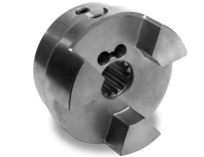 Metric To Standard >> LDI Industries | Flexible Jaw Couplings - L Type: Hubs
