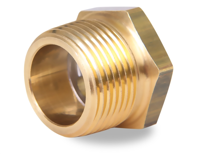 Ldi industries lsp series low pressure sight plug