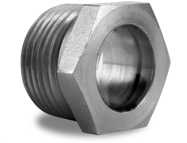 Ldi industries lsp series fused high pressure sight